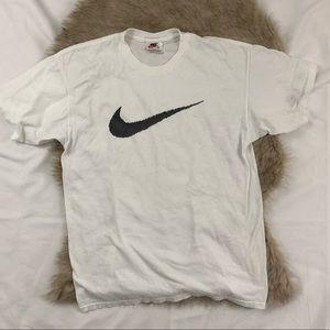 90s Nike White Tag T Shirt Size Medium